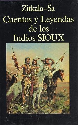 Cuentos y leyendas de los indios sioux: Zitkala-sa