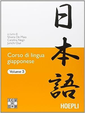 3.Corso di lingua giapponese: Vv.Aa.