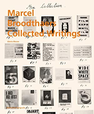 Marcel broodthaers. collected writings