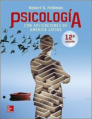 PsicologÍa con aplicaciones a am rica latina: Feldman, Robert S.