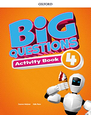 Big Questions 4 Primary Activity Book 2017