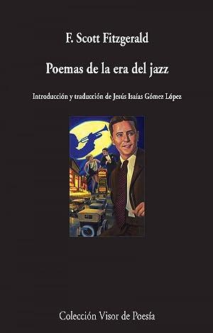 Poemas de la era del jazz: Fitzgerald, F. Scott