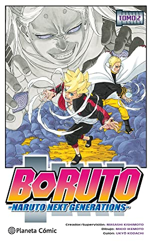 BORUTO 2 Naruto Next Generations
