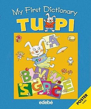 MY FIRST ENGLISH DICTIONARY TUPI