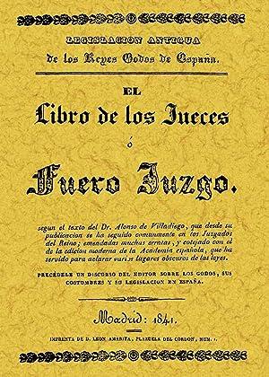 Fuero juzgo o el Libro de los: Villadiego, Alonso de