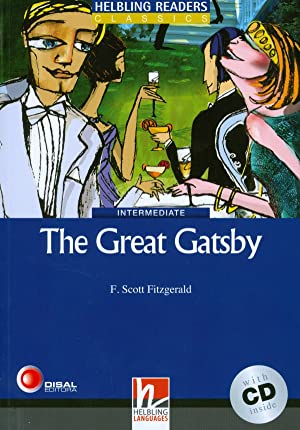 The great gatsby +cd level 5: Fitzgerald, F.Scott
