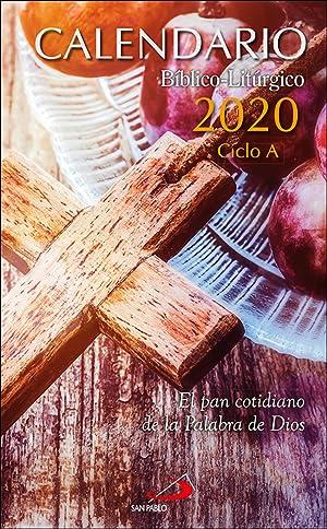 Calendario Liturgico Mariano 2020.Agendas Y Calendarios Imosver Abebooks