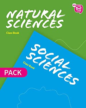 NATURAL AND SOCIAL SCIENCE 4 PRIMARY COURSEBOOK PACK MADRID NEW THINK DO LEARN amp/ Social Scienc...