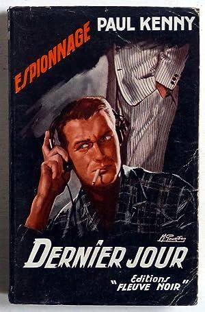 Dernier jour (Roman d'espionnage): Kenny, Paul (Vandenpanhuyse,