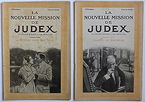 La nouvelle mission de Judex [complet en 12 épisodes]: Bern�de, Arthur & Feuillade, Louis
