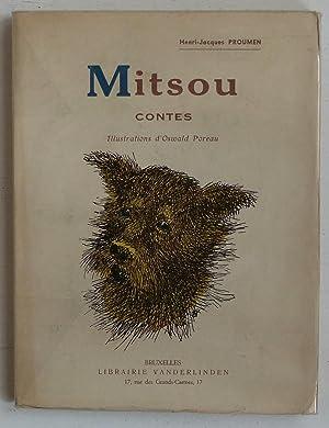 Mitsou (Contes): Proumen, Henri-Jacques [& Poreau, Oswald]
