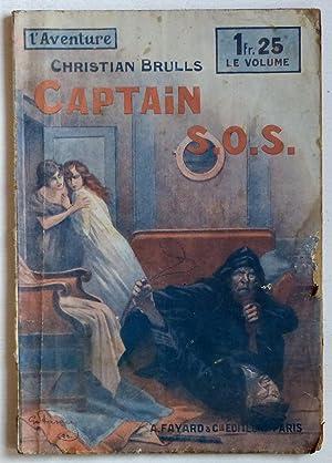Captain S.O.S.: Brulls, Christian (Simenon, Georges)