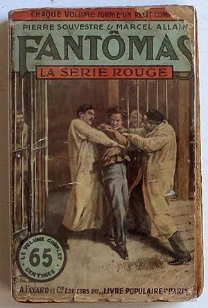 La série rouge: Souvestre, Pierre & Allain, Marcel