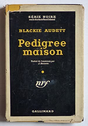 Pedigree maison (titre original : 'Rap Sheet: Audett, Blackie
