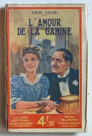 L'amour de la gamine: Sazie, Léon