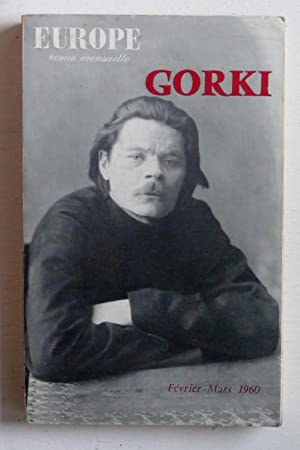 Maxime Gorki (revue Europe n°370-371): Divers auteurs]