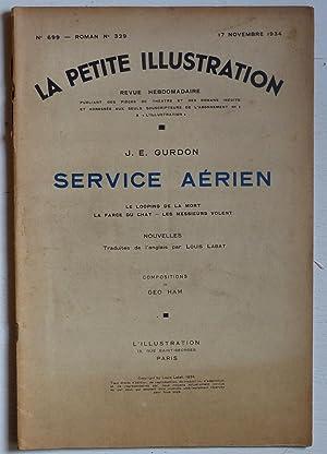 Service aérien: Gurdon, J.E. [John
