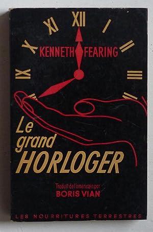 Le grand horloger (The Big Clock /1946): Fearing, Kenneth