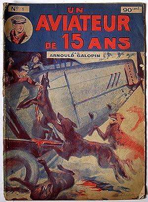 Un aviateur de 15 ans: Galopin, Arnould