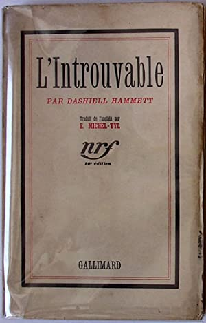L'introuvable (titre original : 'The Thin Man /1934'): Hammett, Dashiell
