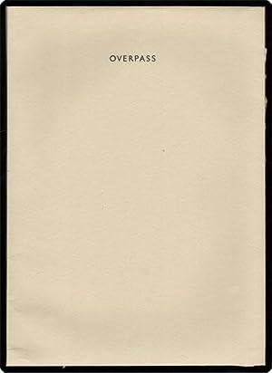 Overpass. Six drawings.: Hill, Jennifer.