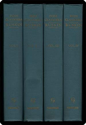 Fors clavigera. Letters to the workmen and labourers of Great Britain.: Ruskin, John.