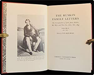 The Ruskin family letters.: Ruskin, John James; Van Akin Burd, ed.