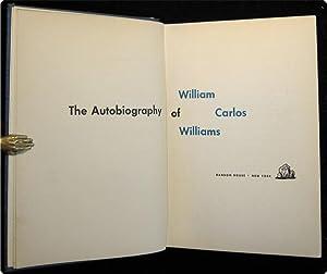 The autobiography of William Carlos Williams.: Williams, William Carlos.