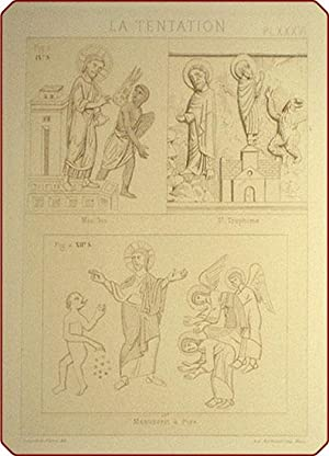 L'?vangile ?tudes iconographiques et arch?ologiques.: Rohault de Fleury, Charles.