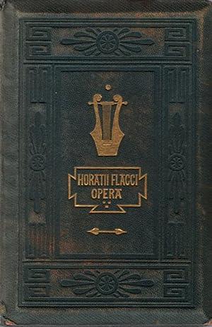 The works of Quintus Horatius Flaccus.: Horatius Flaccus, Quintus