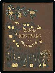 Farm festivals.: Carleton, Will.