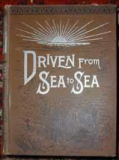 Driven from sea to sea; Or, just a campin'.: Post, Charles Cyrel.