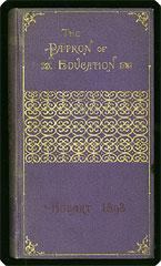 Christ, the patron of all true education.: Hoffman, Charles Frederick.