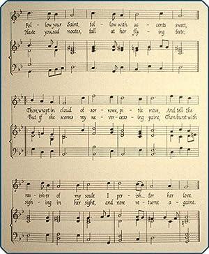 Selected songs of Thomas Campion.: Campion, Thomas.