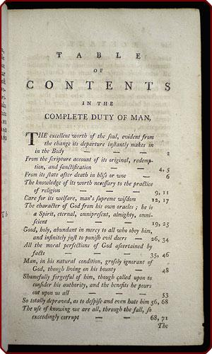 The complete duty of man: Or, a system of doctrinal and practical Christianity . a new edition.: ...