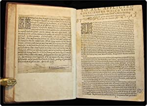 A commentarie of . Martin Luther upon the epistle of S. Paul to the Galathians.: Luther, Martin.