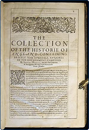 The collection of the history of England.: Daniel, Samuel.