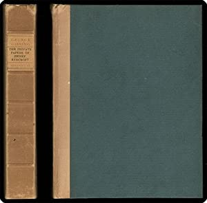 The private papers of Henry Ryecroft.: Gissing, George, ed.