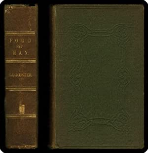 Vegetable substances used for the food of man.: Lankester, Edwin.