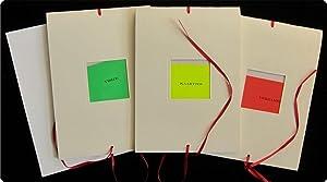 Verzamelde visite kaartjes.: Grunberg, Arnon.