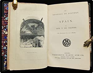 The romance of history: Spain.: Trueba y Cos?o, Joaqu?n Telesforo de.