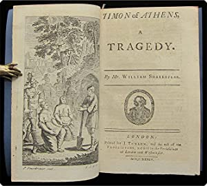 Timon of Athens, a tragedy.: Shakespeare, William.