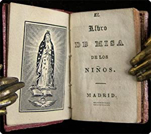 El libro de misa de los ni?os.: Catholic Church. Liturgy & ritual.