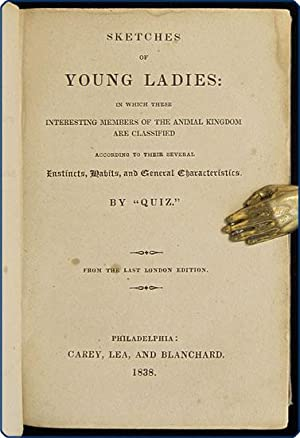 Sketches of young ladies: In which these interesting members of the animal kingdom are classified ...