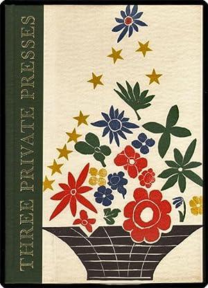 Three private presses: Saint Dominic's Press, the Press of Edward Walters, Saint Albert's...