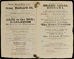 Boadside. Begins: Theatre Royal, Drury Lane. This evening, Monday, December 28, 1829, His Majesty&#...