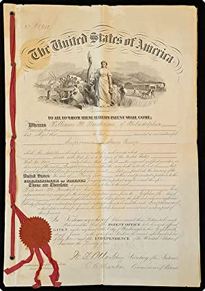 Patent No. 65,911: Improvement in steam pumps.: Henderson, William M.