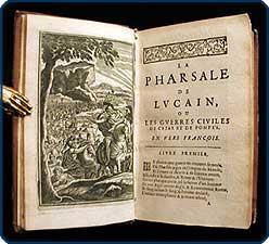 La Pharsale de Lucain, ou les guerres civiles de Cesar et de Pomp?e.: Lucanus, Marcus Annaeus [...