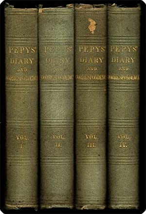 Diary and correspondence . the diary deciphered by the Rev. J. Smith, A.M. from the original ...