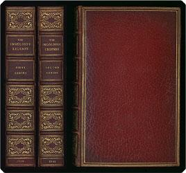 The Ingoldsby legends or mirth and marvels: Barham, R. Harris.
